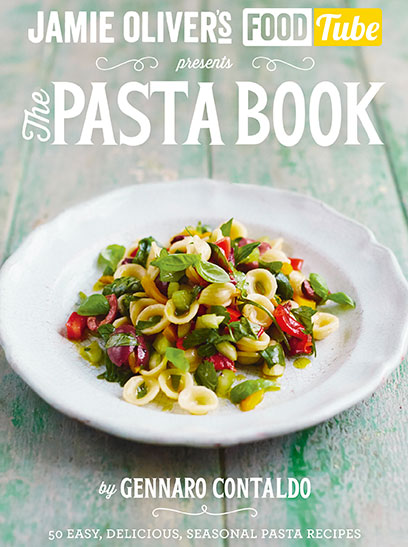 The Pasta Book by Gennaro Contaldo
