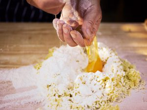 Gennaro Family Favourites: making pasta