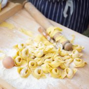 Gennaro Family Favourites: Freshly-made tortellini