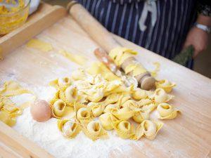 Gennaro Family Favourites: Freshly-made tortellini