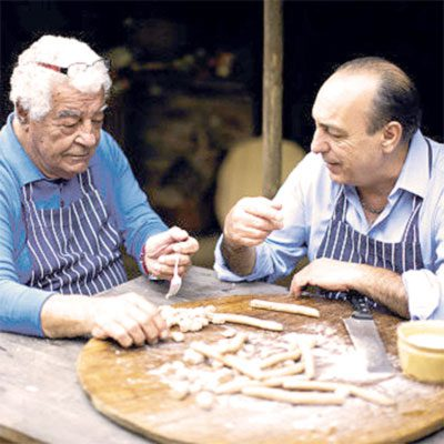 Gennaro & Antonio Carluccio: Two Greedy Italians