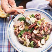 Gennaro's Octopus Salad