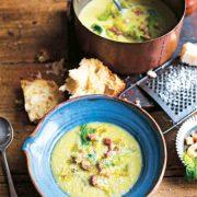 Gennaro Slow Cook Italian: Split-Pea Soup