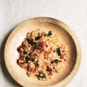 Gennaro Fast Cook Italian: Risotto Caprese