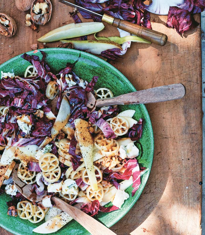 Pasta Perfecto: Winter Pasta Salad