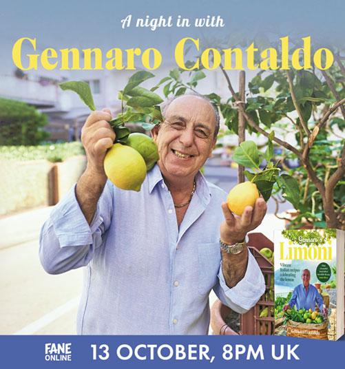 A Night In with Gennaro Contaldo